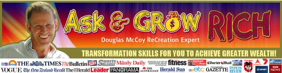 Ask a Millionaire Grow Rich – Douglas Mccoy